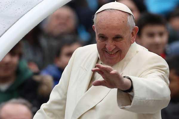 """Francisco: """"La desinformación, la calumnia y las difamaciones son los pecados de los medios"""""""