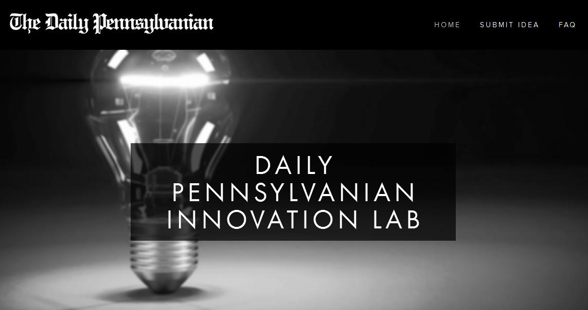 Diario universitario de Estados Unidos se lanza a un proceso de innovación radical