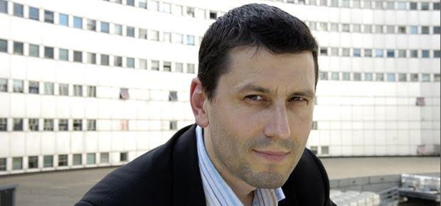 """Frédéric Martel: """"El futuro de los medios pasa por la curaduría de los contenidos"""""""