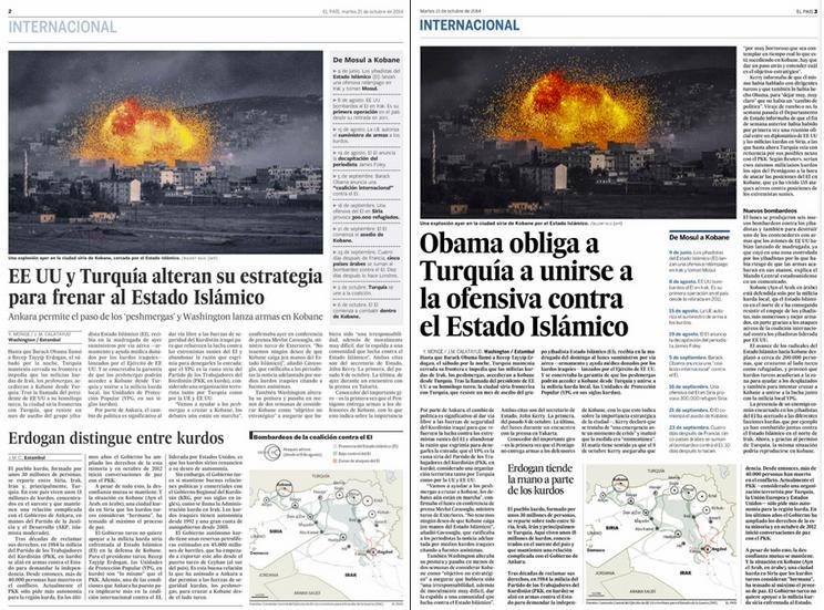 """El País renovó su edición en papel, pero ahora es """"complementaria"""" de la digital"""