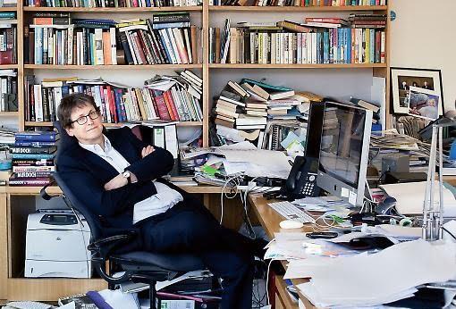 Conceptos sobre el periodismo de Alan Rusbridger