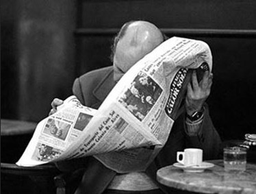El diario sobre papel es un sentimiento