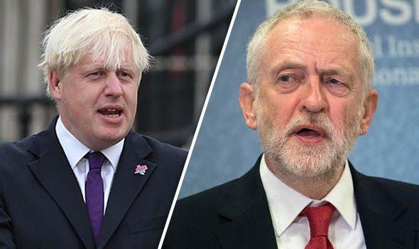 La campaña electoral británica en los medios