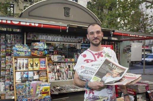 La caída de los diarios en papel no se detiene en España