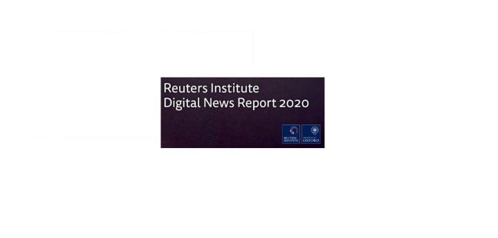 En contexto de pandemia se publica el Informe 2020 de noticias digitales del Reuters Institute