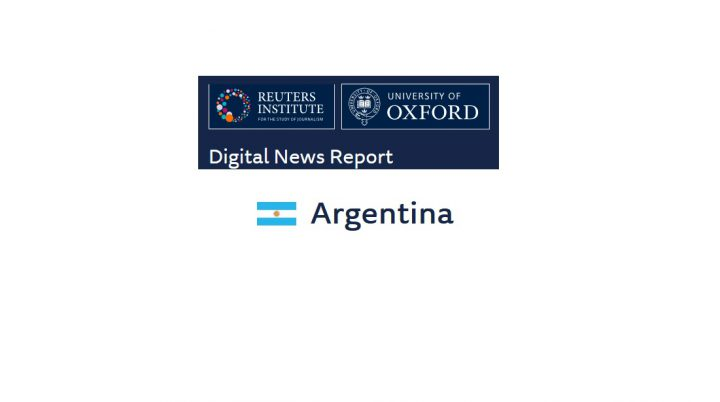Los datos sobre Argentina del Informe 2020 del Reuters Institute