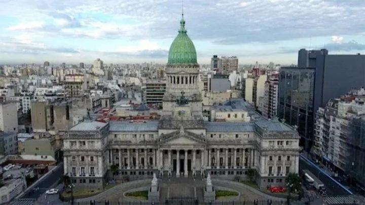 Los diputados y senadores argentinos en Twitter