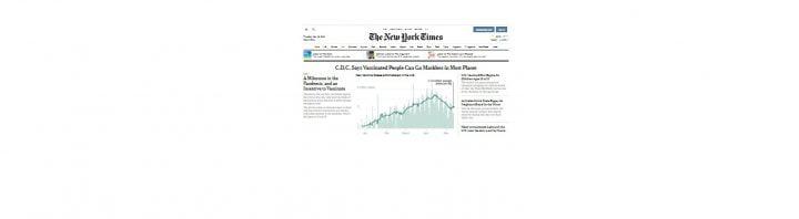 The New York Times lidera el cambio global hacia lo digital