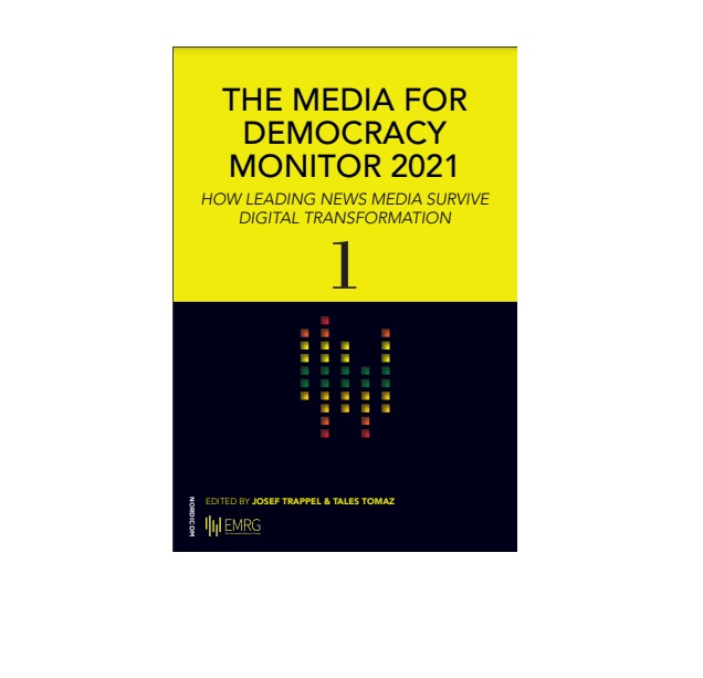 Estado de los medios y el periodismo en Chile en amplio estudio comparado